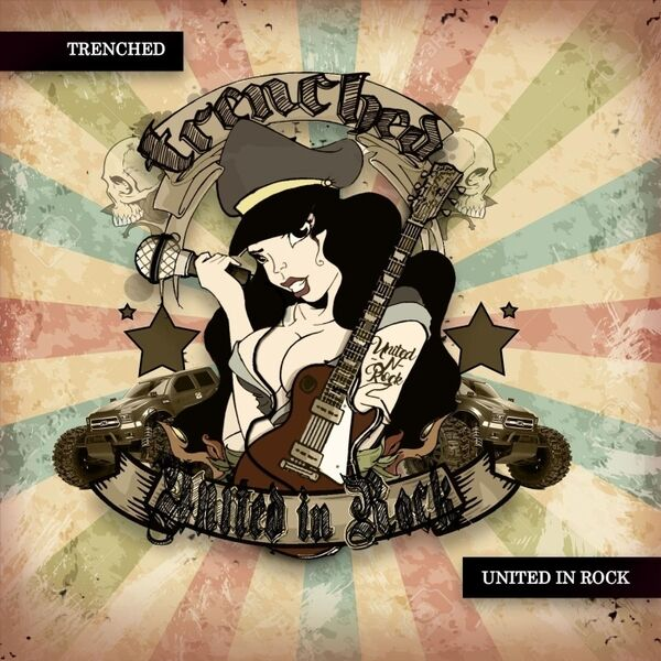 Cover art for United in Rock